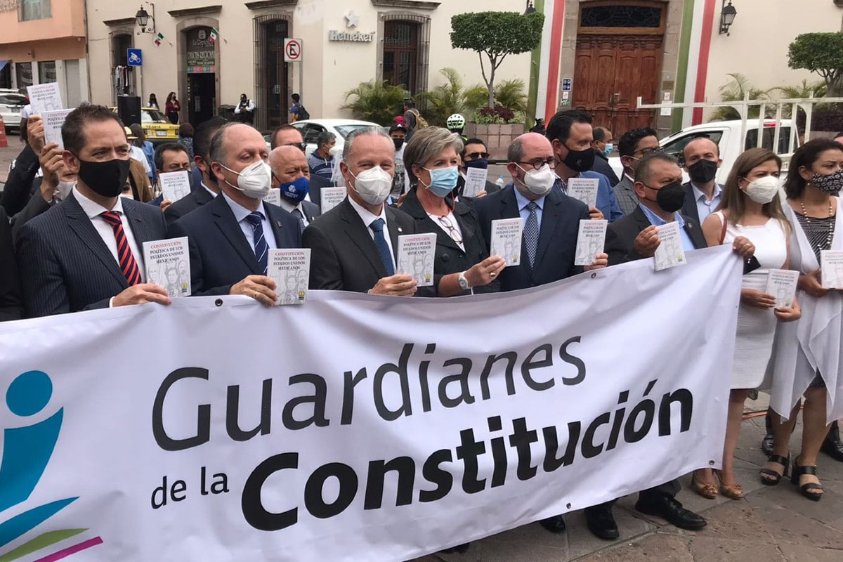 Integrantes del Estado han vulnerado la Constitución: Coparmex
