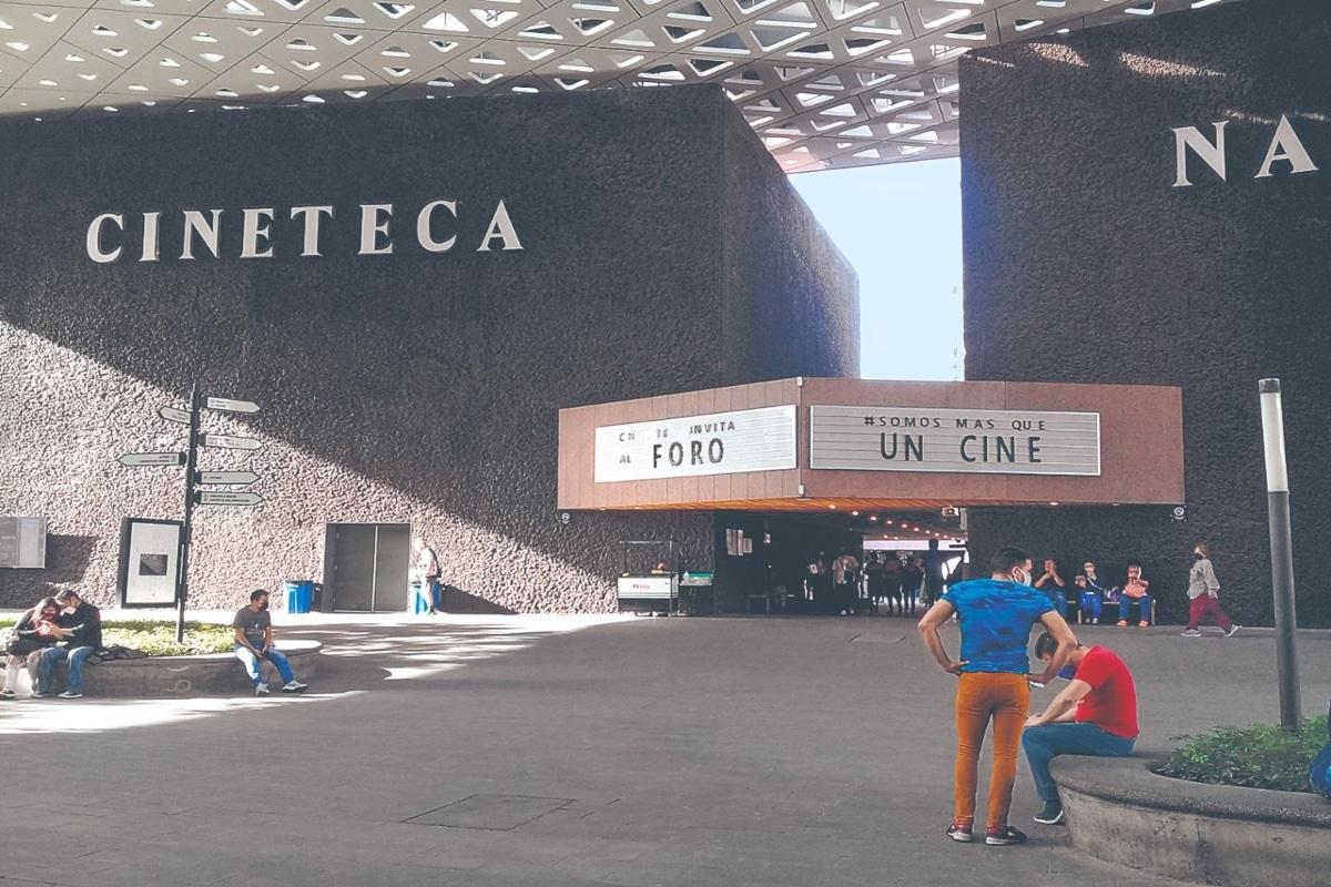 La Cineteca Nacional se reinventa; lanza funciones virtuales