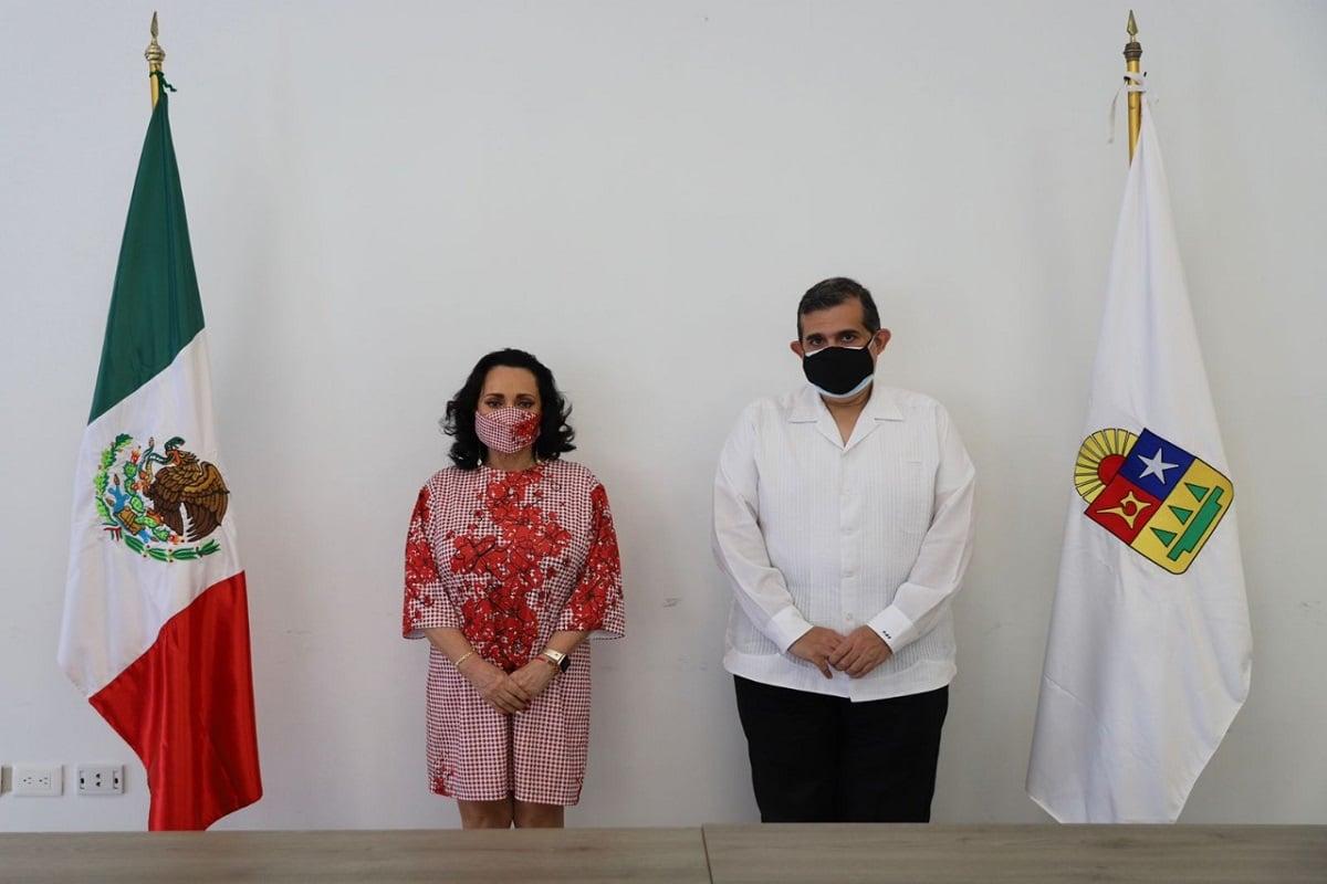 Quintana Roo el primer lugar nacional en generación de empleos en el primer trimestre de 2021