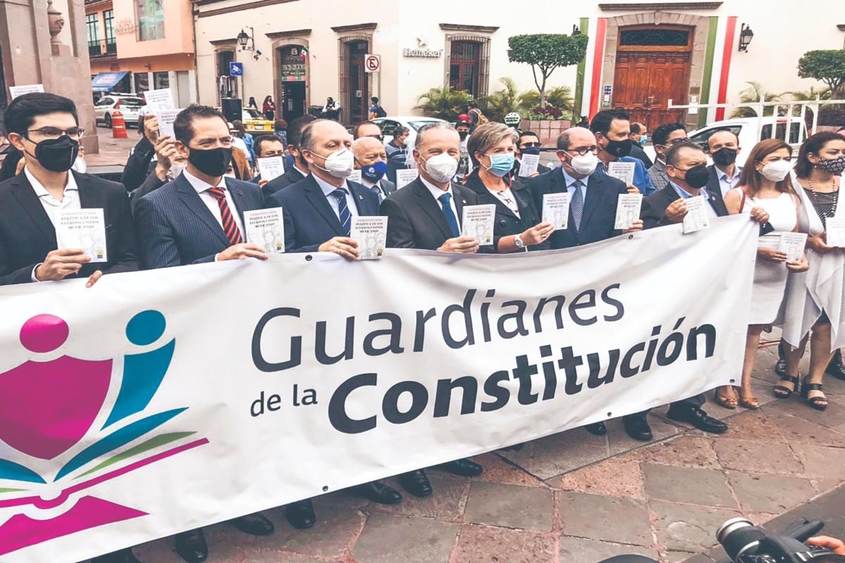 Coparmex crea frente empresarial contra las reformas de AMLO