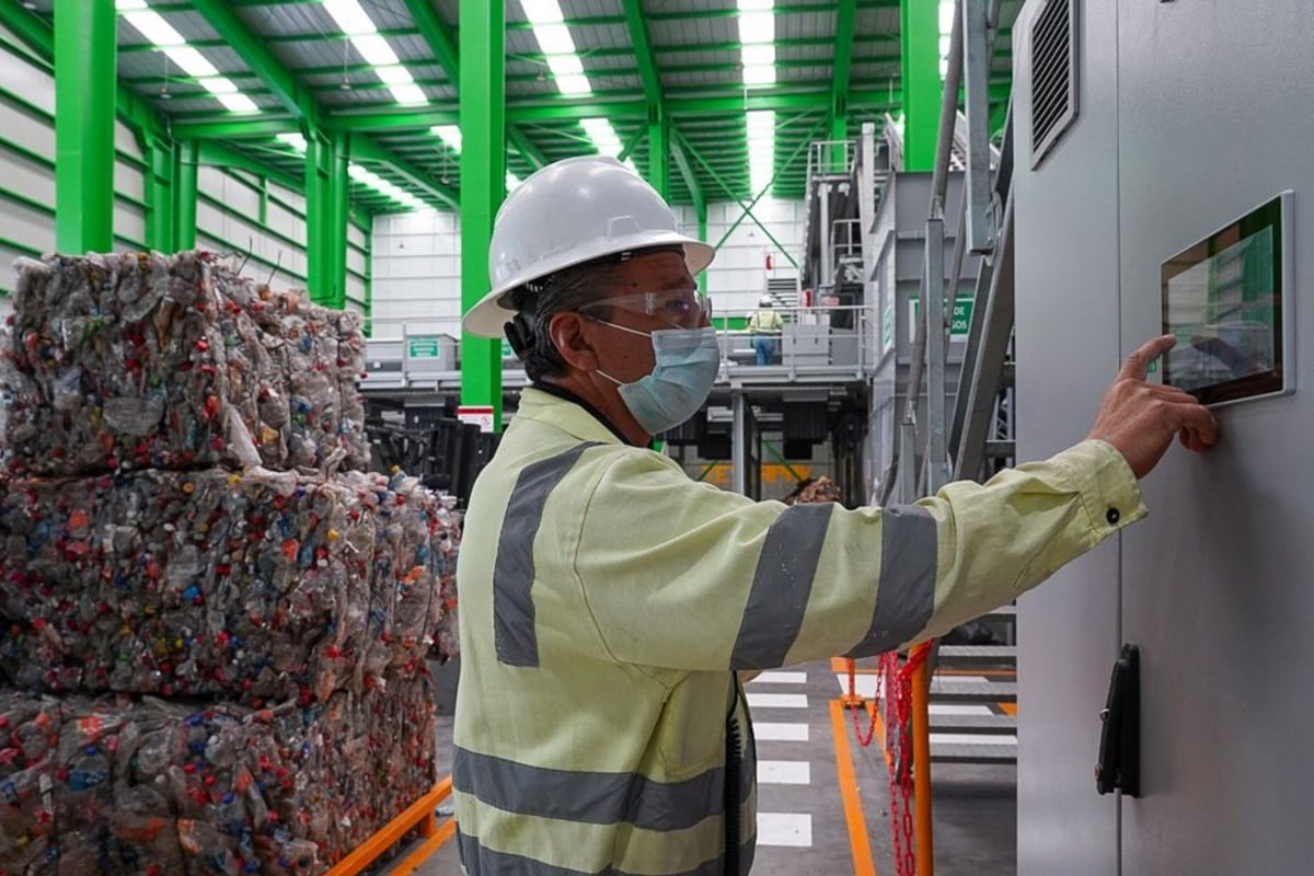 Generarán una economía circular a partir del procesamiento de residuos en la CDMX