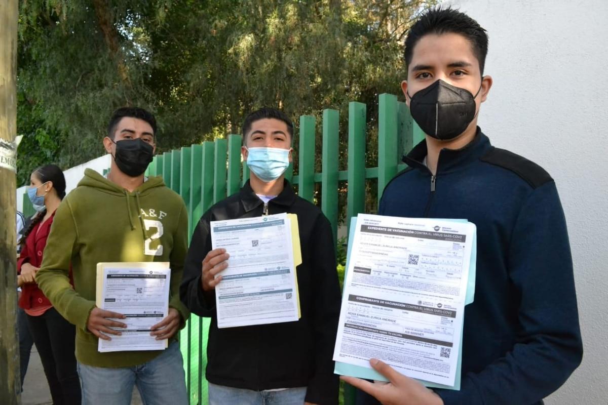 Más de 55 mil jóvenes de 18 a 29 años se han vacunado contra Covid-19 en Aguascalientes