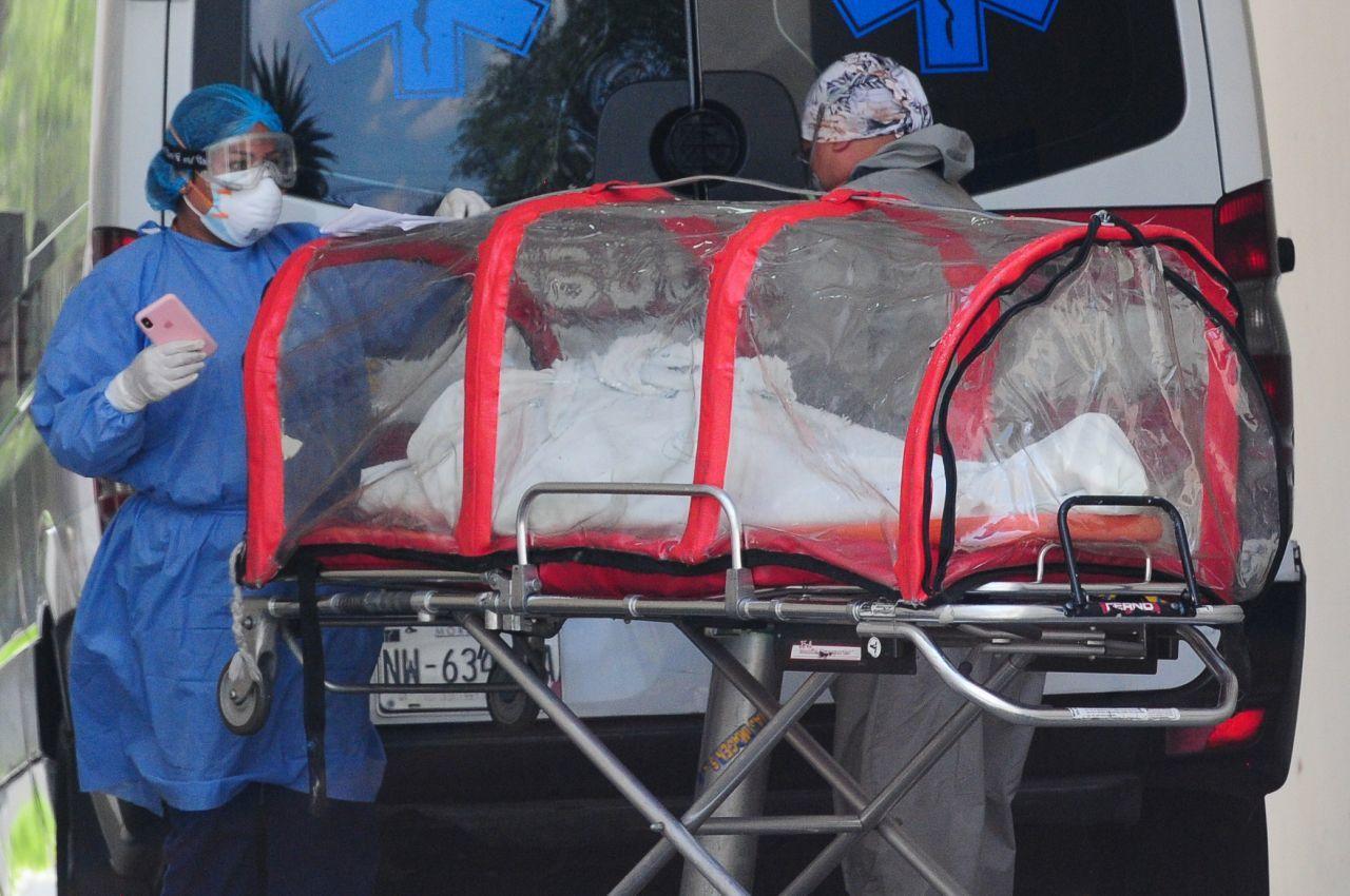 México reporta más de 13 mil nuevos casos de Covid-19
