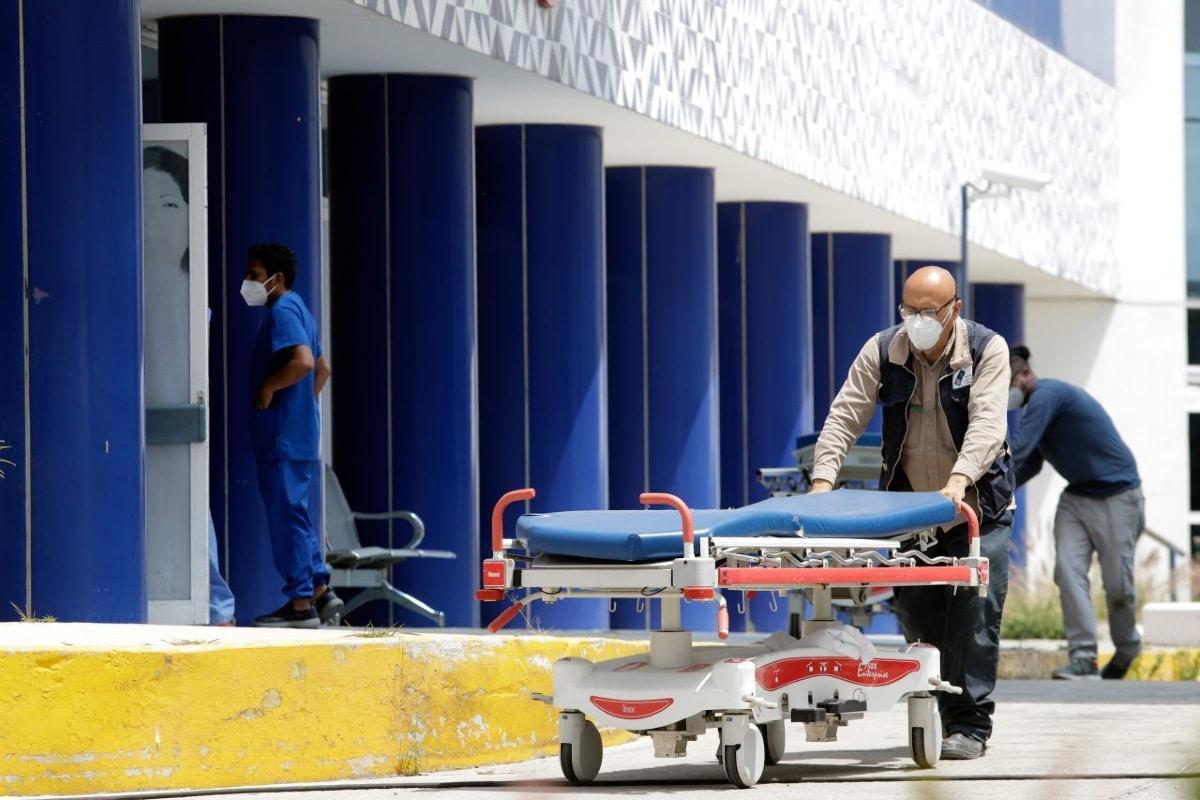 Pandemia activa rebasa 100 mil personas y hay 16 mil nuevos contagios de Covid-19