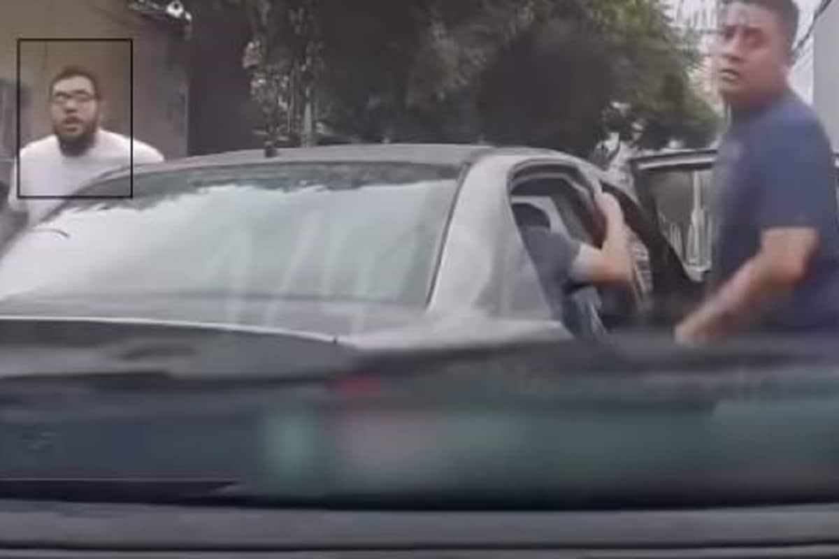 """VIDEO. ¡Cuidado! Así operan los """"montachoques"""" en su regreso a la Ciudad de México"""