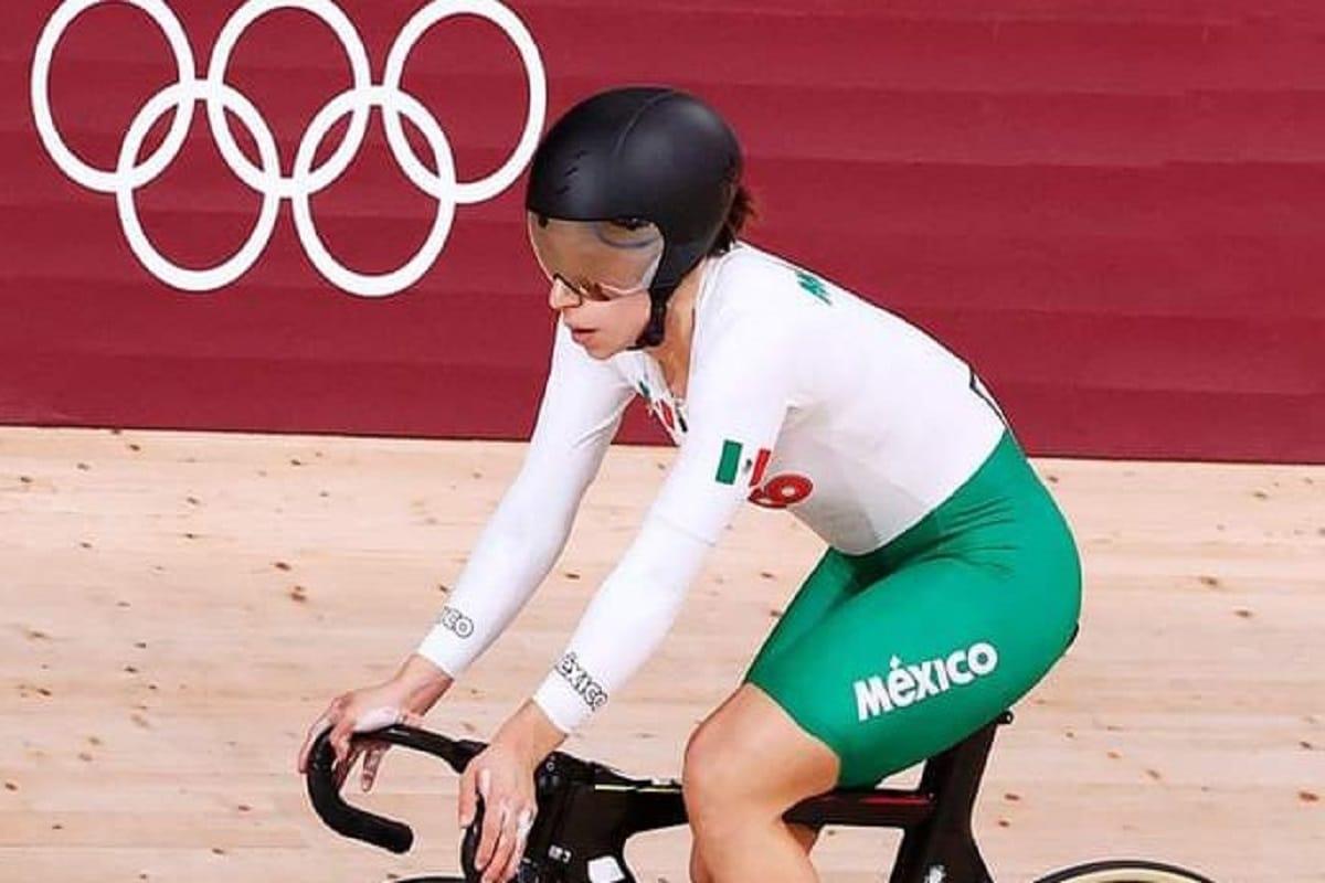Tokio 2020: Daniela Gaxiola avanza a cuartos de final en Ciclismo de Pista; Yuli Vergugo fue eliminada