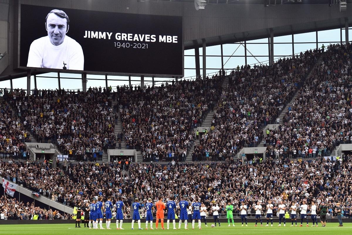 Jimmy Greaves, leyenda del Tottenham, muere a los 81 años. Noticias en tiempo real