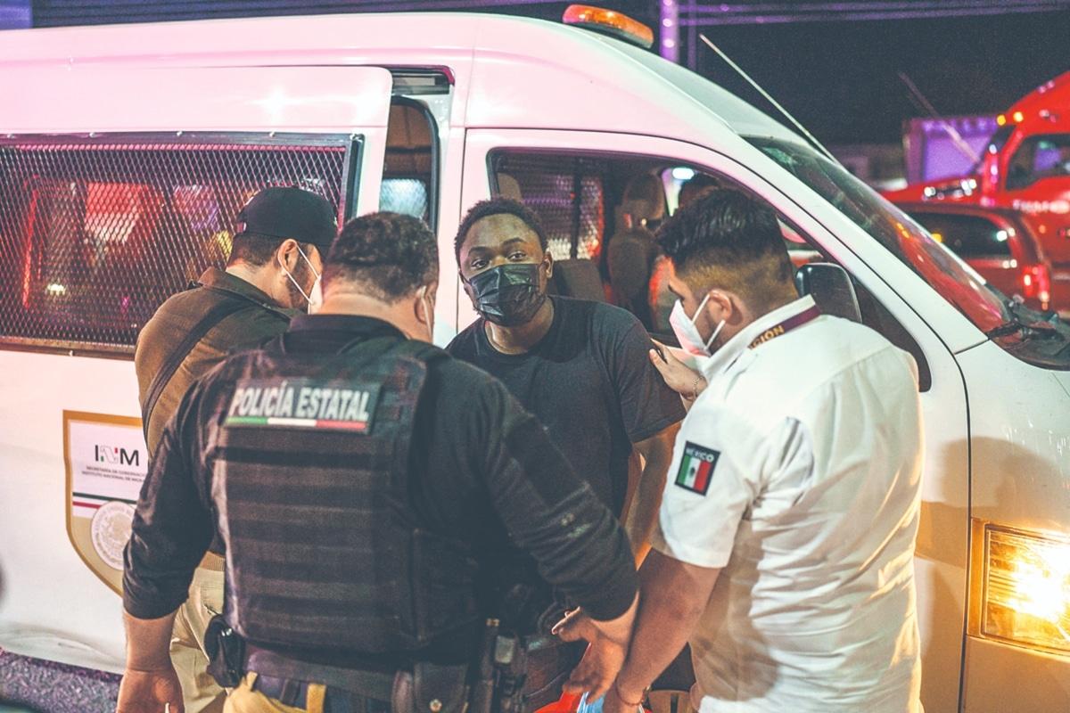 Se disparan solicitudes de refugio de haitianos en México. Noticias en tiempo real
