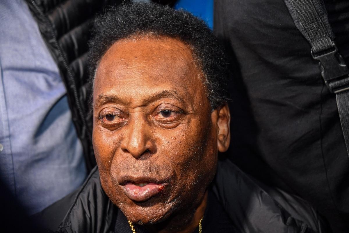Aunque su salud es frágil, Pelé está de buen ánimo tras recaída. Noticias en tiempo real