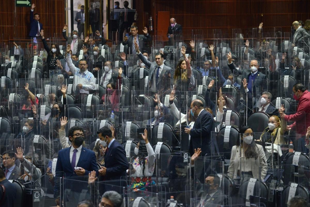 La LXV Legislatura tendrá 50 comisiones; 20, para Morena. Noticias en tiempo real