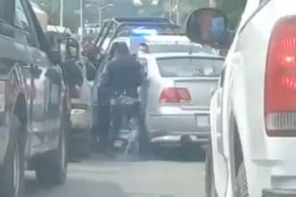 VIDEO: De un balazo matan a sujeto que atropelló a bombero y policía tras persecución. Noticias en tiempo real